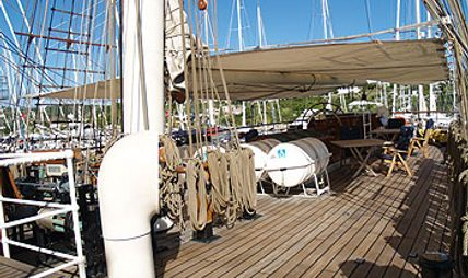 Stad Amsterdam Charter Yacht - 4