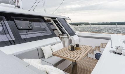 Calmao Charter Yacht