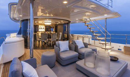 Yvonne Charter Yacht - 3