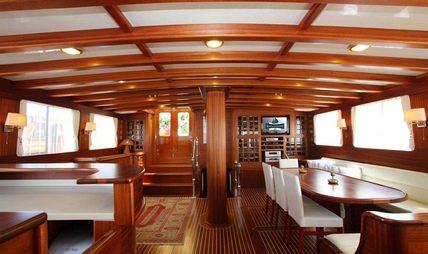 Kaya Guneri IV Charter Yacht - 2