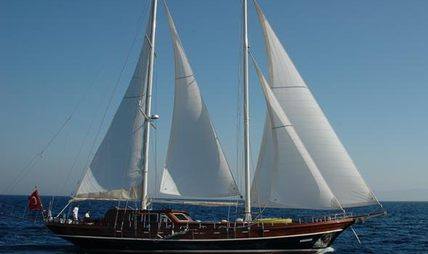 Kaya Guneri V Charter Yacht - 4
