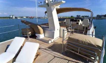 Sapucai Charter Yacht - 4