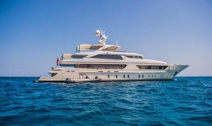 Scorpion Charter Yacht