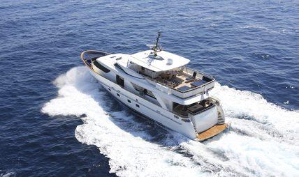 Mia Rocca IX Charter Yacht - 2
