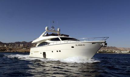 My Lady Charter Yacht