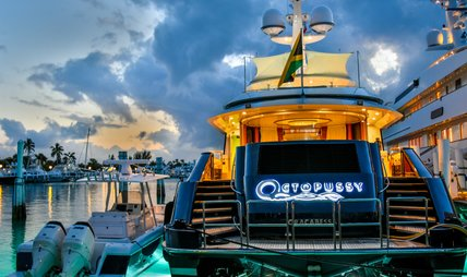 OCTOPUSSY Charter Yacht - 5