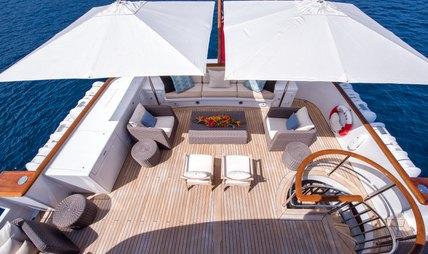 BLU 470 Charter Yacht - 3