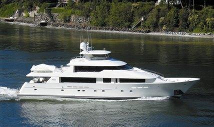 Sea Bear Charter Yacht