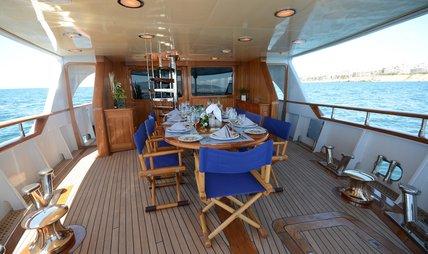 Camellia  Charter Yacht - 5