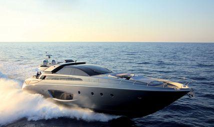 Lady F1 Charter Yacht