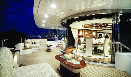 Diamonds Are Forever Charter Yacht - 5