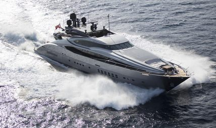 Silver Wave Charter Yacht - 2