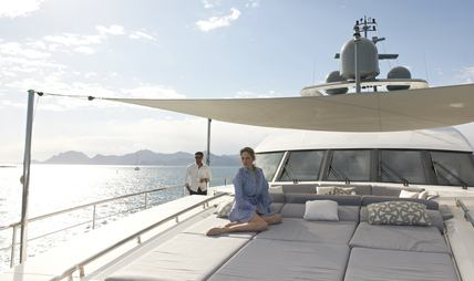 Imperial Princess Beatrice Charter Yacht - 2