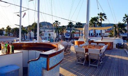 Halis Temel Charter Yacht - 5