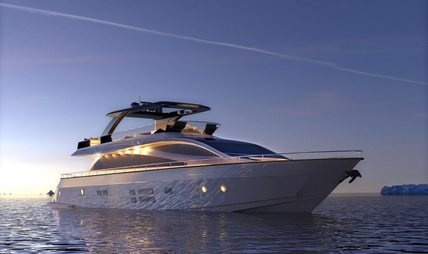 Visionaria Charter Yacht