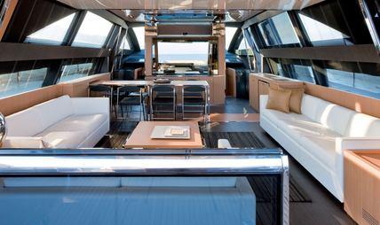 Lady F1 Charter Yacht - 6