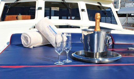 Essence of Cayman Charter Yacht - 2