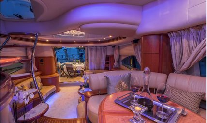 Almaz Charter Yacht - 7