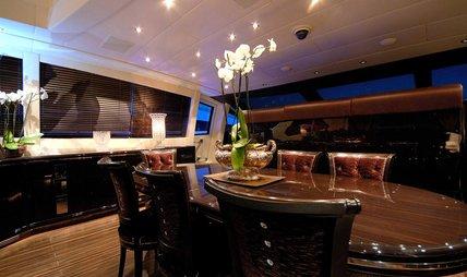 African Cat Charter Yacht - 8