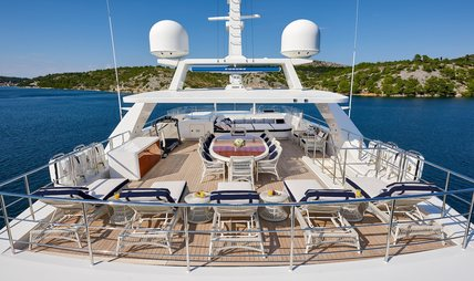 Reve D'or Charter Yacht - 2