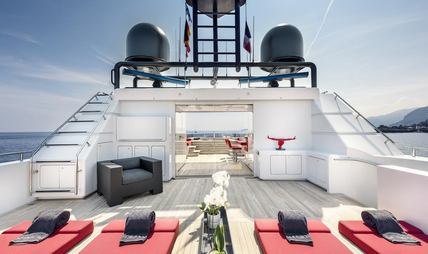 Grayzone Charter Yacht - 3