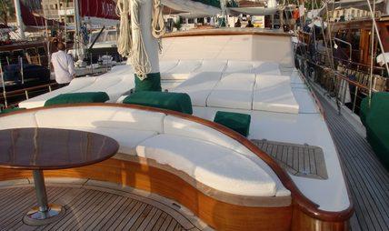 Ecce Navigo Charter Yacht - 8