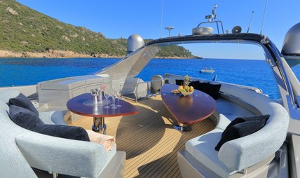 Black Pearl Ajaccio Charter Yacht - 2