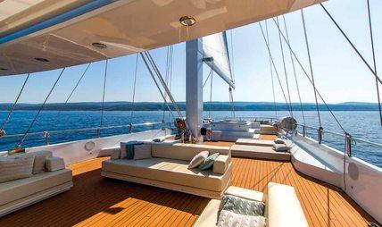 Aiaxaia Charter Yacht - 3