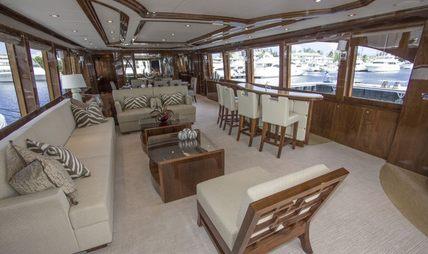 Carbon Copy Charter Yacht - 5