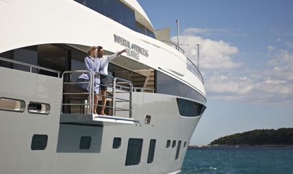 Imperial Princess Beatrice Charter Yacht - 4