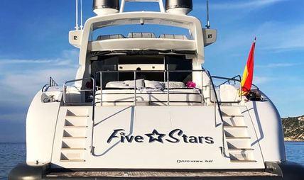 Five Stars Charter Yacht - 5