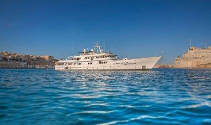Sanssouci Star Charter Yacht