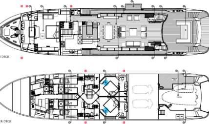 Maoro Charter Yacht - 2