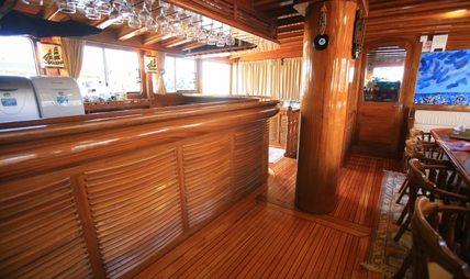 Aegean Clipper Charter Yacht - 7
