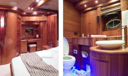 Sylver K Charter Yacht - 6