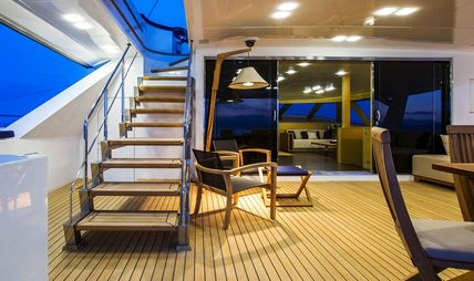 Huitane Charter Yacht - 8