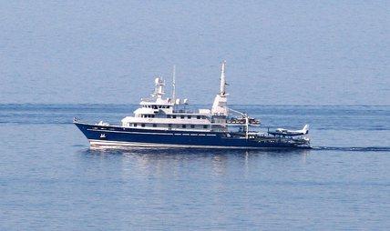 Blue Shadow Charter Yacht - 4