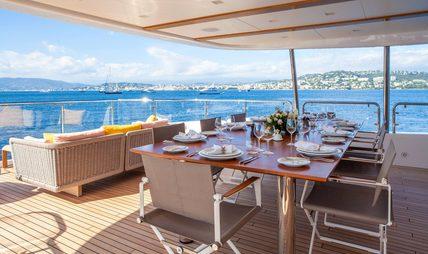 Dynar Charter Yacht - 4