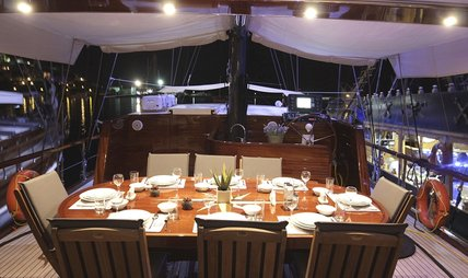 Zeynos Charter Yacht - 8