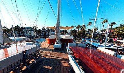 Halis Temel Charter Yacht - 2