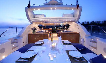 Cheetah Charter Yacht - 2