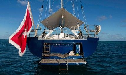 Farfalla Charter Yacht - 5