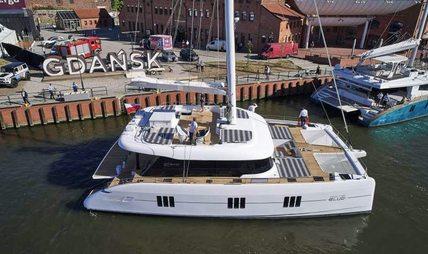Feel the Blue Charter Yacht