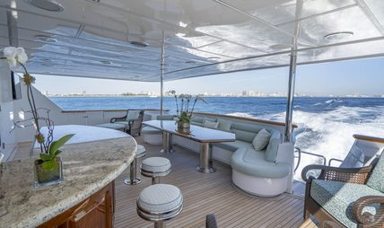 Reflections Charter Yacht - 3