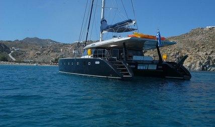 Anassa Charter Yacht