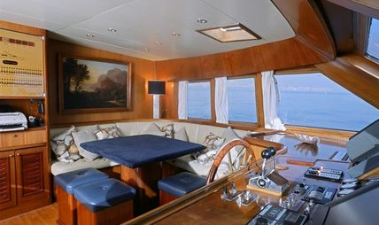 Blue Lady Charter Yacht - 5