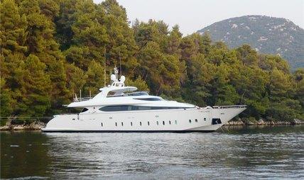 Tuscan Sun Charter Yacht