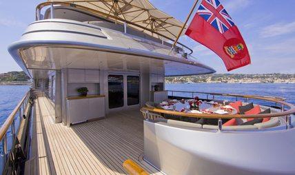Silver Dream Charter Yacht - 3