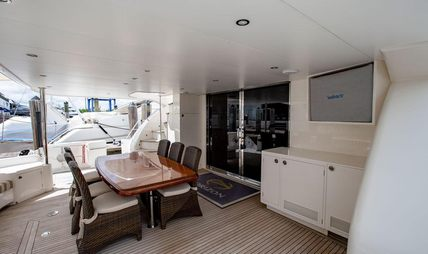 La Manguita Charter Yacht - 6