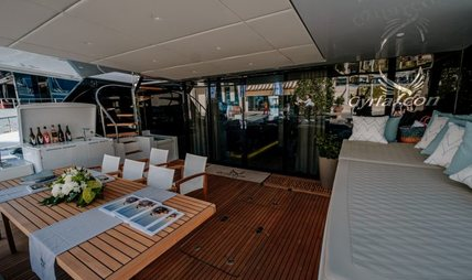 Gyrfalcon Charter Yacht - 3